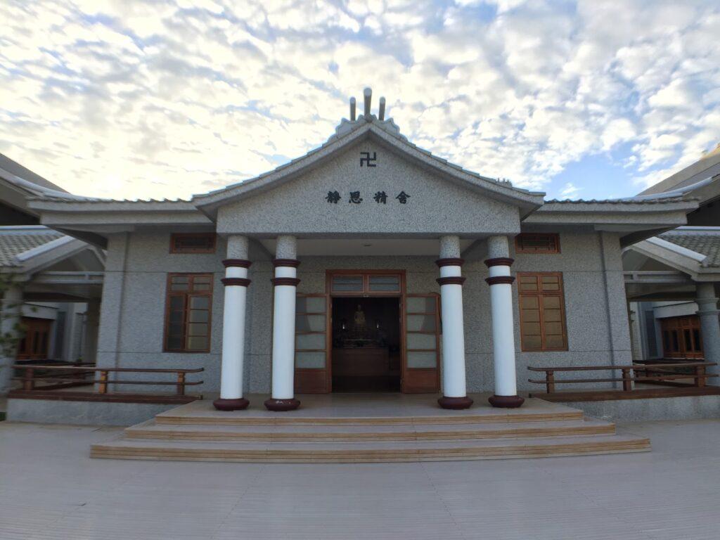 Taichung Jingsi Hall, exterior